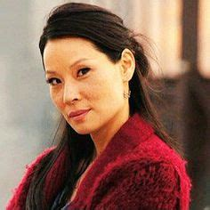 lucy liu straight hair the glossiest a list styles instyle uk the glossiest a list straight hairspiration lucy liu