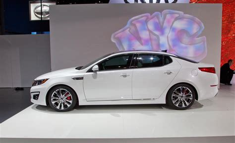 How Much Is Kia Optima 2014 Car And Driver