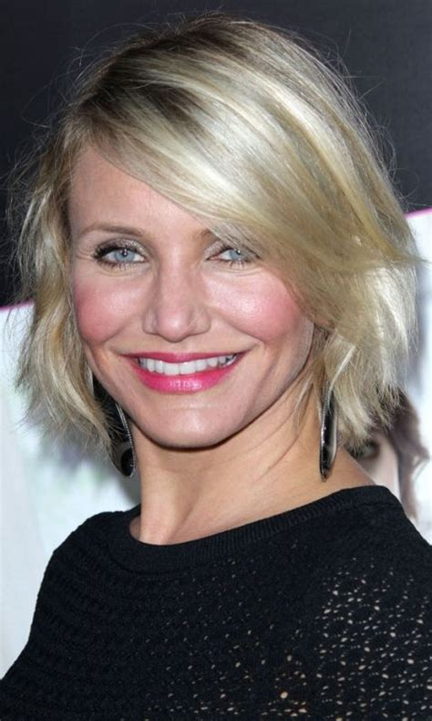famous people with choppy bobs 94 best images about fi cameron diaz on pinterest