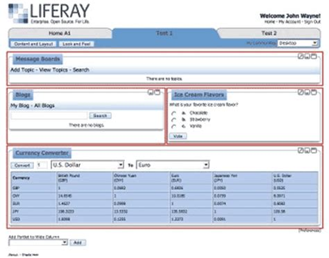 liferay layout template download 5 other cms features