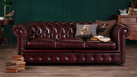chesterfield sofas und chesterfield polstergruppe original