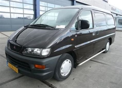 mitsubishi delica l400 workshop service manual 1995 1996