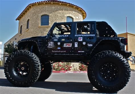 kraken jeep the kraken by cop4x4 cars zone