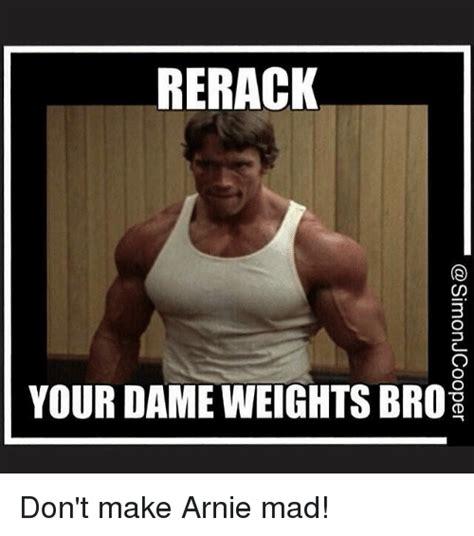Arnold Gym Memes - 25 best memes about arnie arnie memes