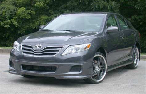Toyota Camry Styles 2010 2011 Toyota Camry Aac Style Ground Effects Kit