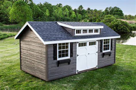 Prefabricated Sheds For Sale by The Heritage Prefab Garden Shed Woodtex