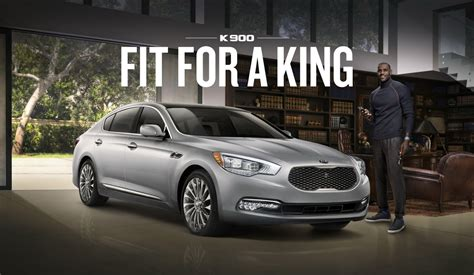 lebron goes after his kia k900 haters