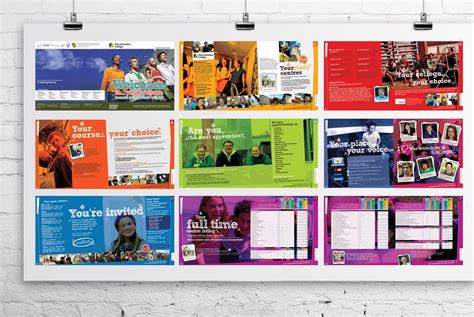 college prospectus design template college prospectus design search student
