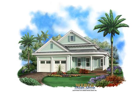 florida cottage plans florida house plan coastal house plan waterfront house