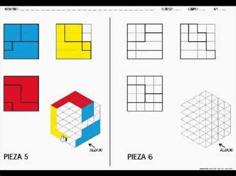 figuras geometricas una por una c 243 mo obtener las figuras en 3d avi youtube