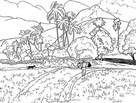 imagenes de paisajes sencillos para pintar paisajes para pintar en casa al 243 leo o con acuarela