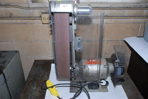 wilton bench grinder jet wilton bench grinder and belt sander combination 3 4 hp 115v inv 367 ebay