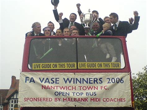 fa vase list of fa vase finals