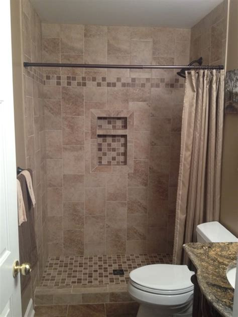 bathroom tile ideas lowes olcese mesa beige rust bathroom by lowes of indian land sc