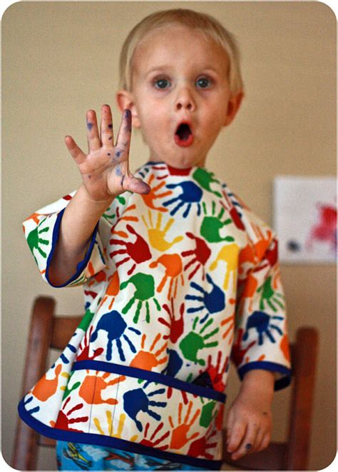 pattern for an art smock art smock pattern children s art smock pattern art