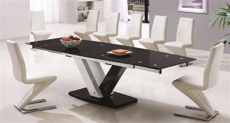 8 10 person dining room table decor dining room outstanding minimalist dining room table