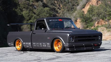 truck race chevy c10 r race truck power