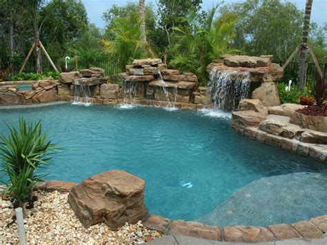 aquascapes pools