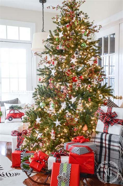 Pottery Barn Home Decor 40 fabulous rustic country christmas decorating ideas