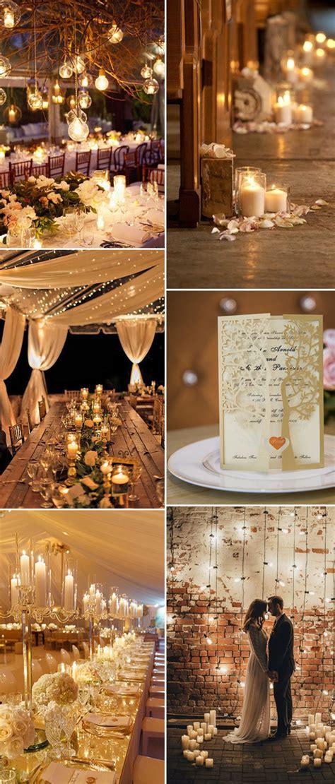 perfect ways  decorate  rustic weddings stylish