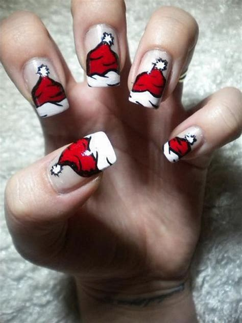 images of christmas nail art best cute amazing christmas nail art designs ideas