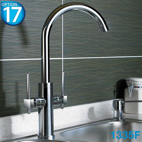 kitchen sink styles chrome swivel spout monobloc kitchen sink mixer tap