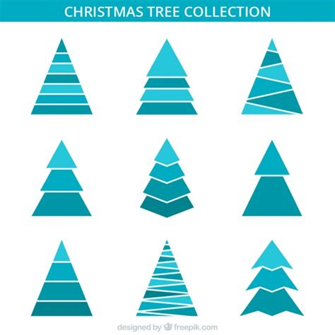 arboles de navidad minimalistas 193 rboles de navidad minimalistas en tonos azules