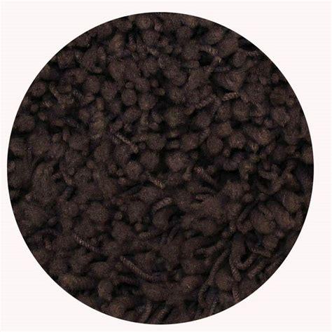 sunham dark brown cushion bath rug la rug shag plus brown 5 ft x 5 ft area rug