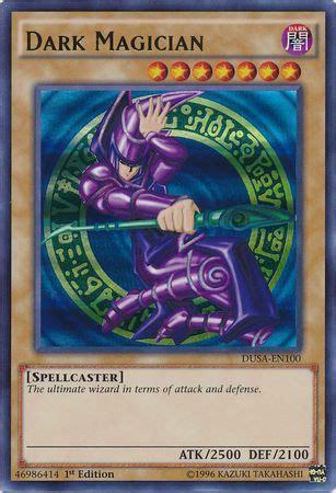Kartu Yugioh Black Ultra magician dusa en100 ultra 1st edition yu