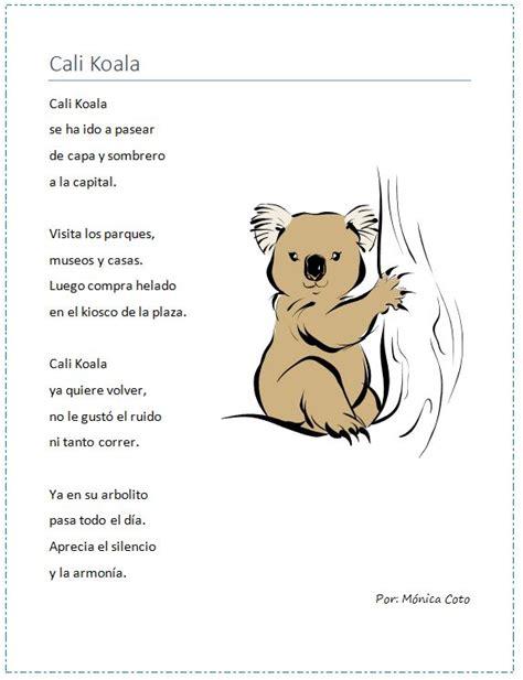 poemas infantil 20 best images about poemas infantiles on pinterest