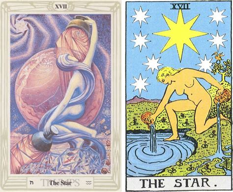 the star tarot your shining a light the star revisited astrology and horoscopes by eric francis