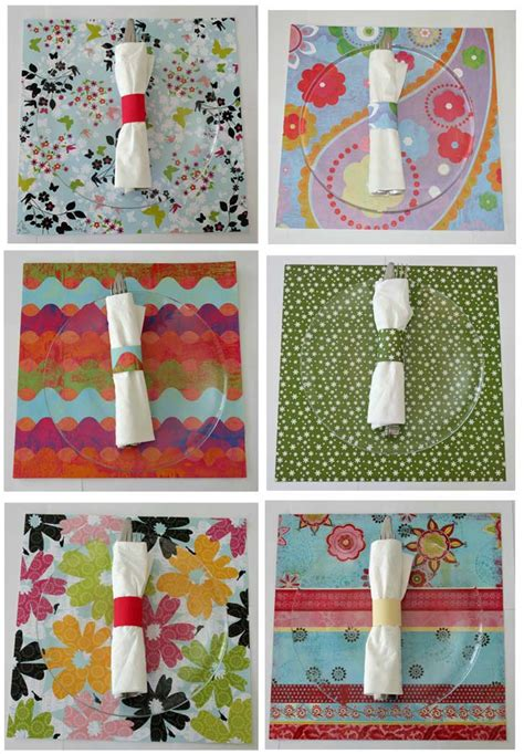 How To Make A Paper Placemat - diy how to make paper placemats thoughtfully simple