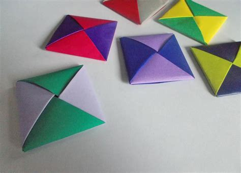 Korean Origami Paper - traditional origami paper folding in korea