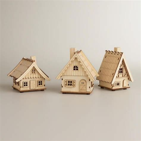 37 Best Laser Cut Houses Images On Pinterest Laser Cutting Log Houses And Laser Cut Wood Laser Cut House Template