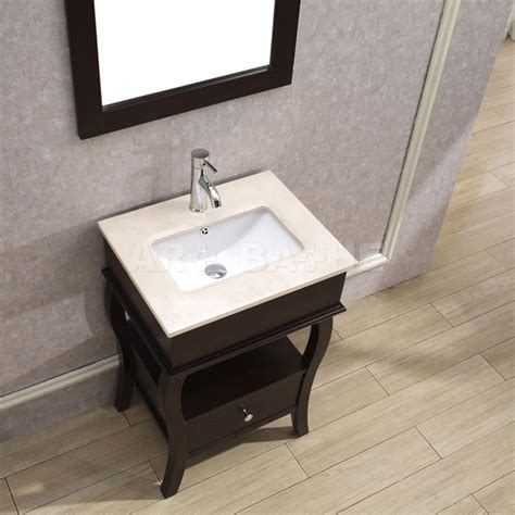 Small Sinks And Vanities For Small Bathrooms Small Bathroom Vanities Traditional Los Angeles By