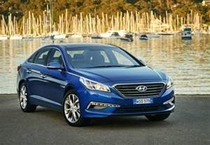 Hyundai Sontat 2017 Hyundai Sonata On Sale In Australia From 30 590