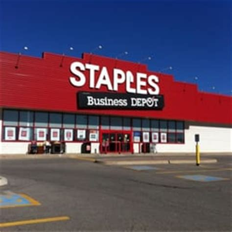 staples business depot burlington on canada yelp
