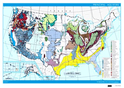 united states aquifer map aquifers in the united states