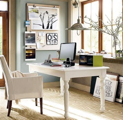 simply home office desk ideas homeideasblog com