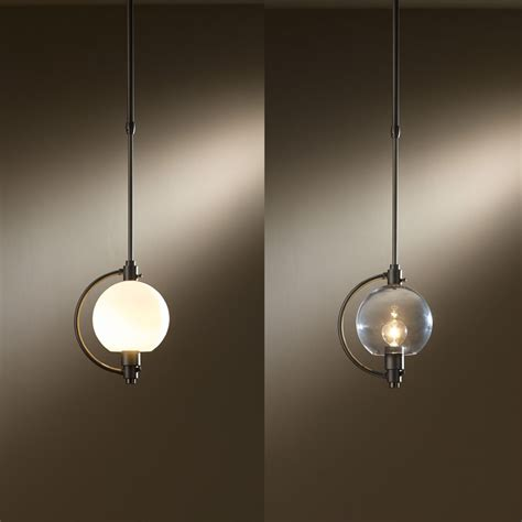 Hubbardton Forge Lighting by Hubbardton Forge 18870 Pluto 6 Quot Wide Mini Pendant Lighting