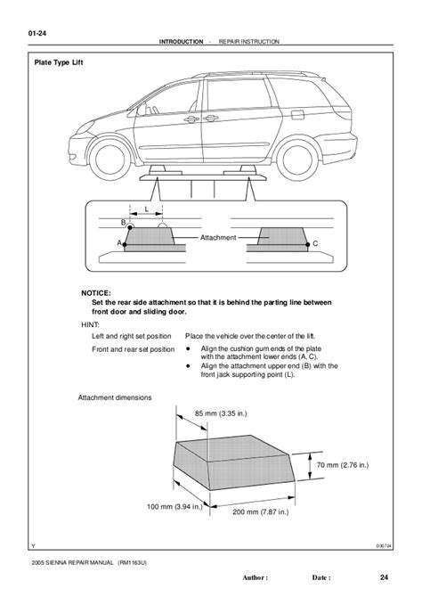 service and repair manuals 2007 toyota sienna security system 2007 toyota sienna service repair manual