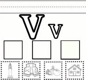 letter v activities for preschoolers on pinterest letter