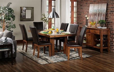 reasonable dining room sets 7 piece dining room set under 500 that will surprise you