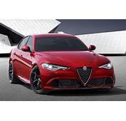 Alfa Romeo Giulia Quadrifoglio Verde QV  Sports Cars