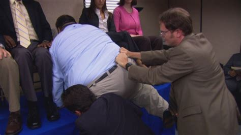 The Merger The Office the merger the office