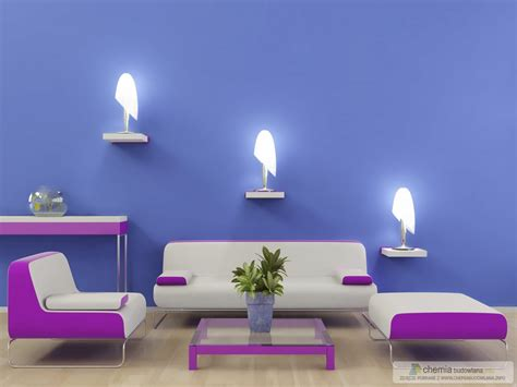 wall color design interior purple wall paint house ideas yellow color design
