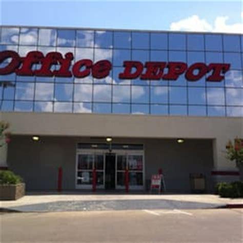 Office Depot Hours Conroe Office Depot 10 Reviews Office Equipment 1319 W