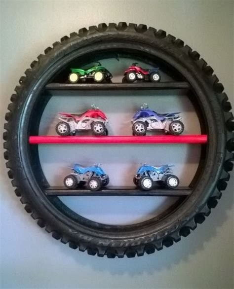 Tire Shelf by 20 Creative Ways To Repurpose Tires Hative