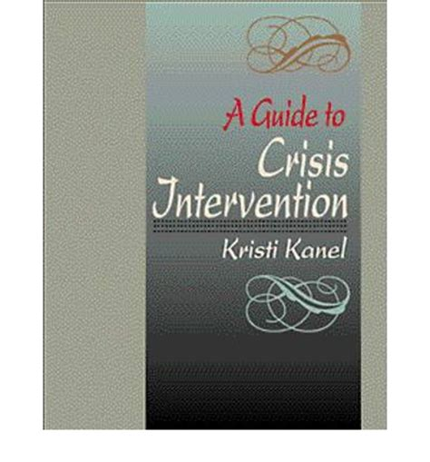 a guide to crisis intervention book only 9780534355210 jpg