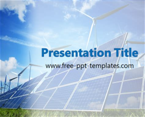 powerpoint themes wind energy energy ppt template free powerpoint templates